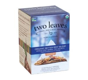 Tisana Wellness - Two Leaves - Better Rest Blend