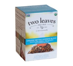 Tisana Wellness - Two Leaves - Better Morning Blend