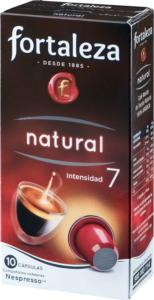Cápsulas Fortaleza by Espress Oh - Natural (Comp.Nespresso)