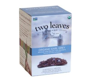 Te Negro - Two Leaves - Earl Grey