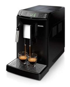Cafetera Superautomática Saeco / Phillips HD8831/01