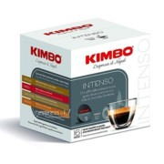 Cápsulas KIMBO Intenso (Compatibles Dolce Gusto)