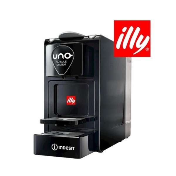 Cafetera illy indesit uno capsule system - Cafetera illy ...
