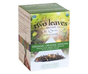 Te Verde - Two Leaves - Orange Sencha