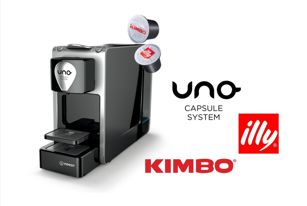 Cafeteras illy kimbo uno system - Cafetera illy ...