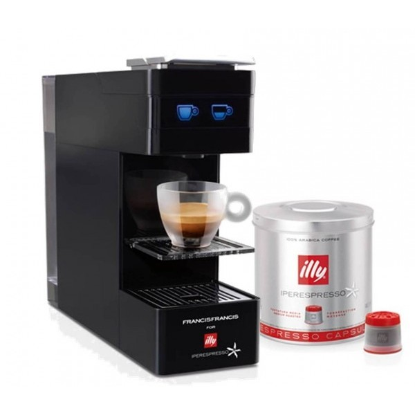 Cafetera illy iperespresso y3 - Cafetera illy ...