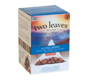 Tisana - Two Leaves - Alpine Berry
