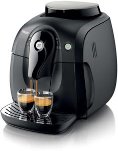 Cafetera superautomática Saeco / Phillips HD8650