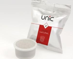 Capsulas Espresso Point con café UNIC Natural