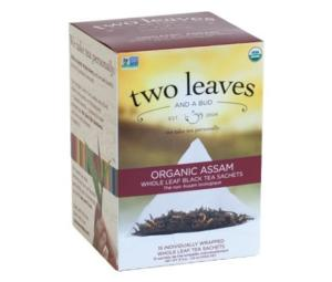 Te Negro - Two Leaves - Assam