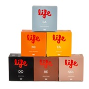 Pack Coffee Life BOU Cafe - 112 cápsulas A Modo Mio